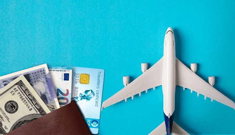 Cambiar moneda extranjera para viajar