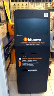Cajero Bitcoins Castellon España