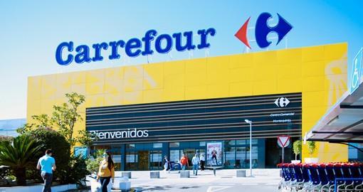 Comprare bitcoins en Carrefour