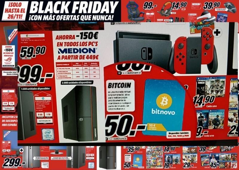 Comprar bitcoins Mediamarkt