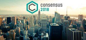 Consensus 2018- Blockchain, plataforma bitnovo