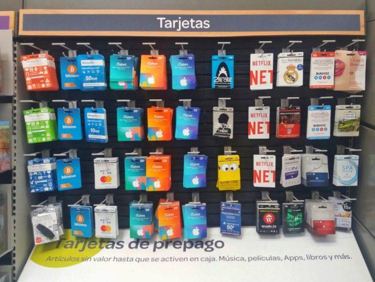 Donde comprar bitcoins en Carrefour en España