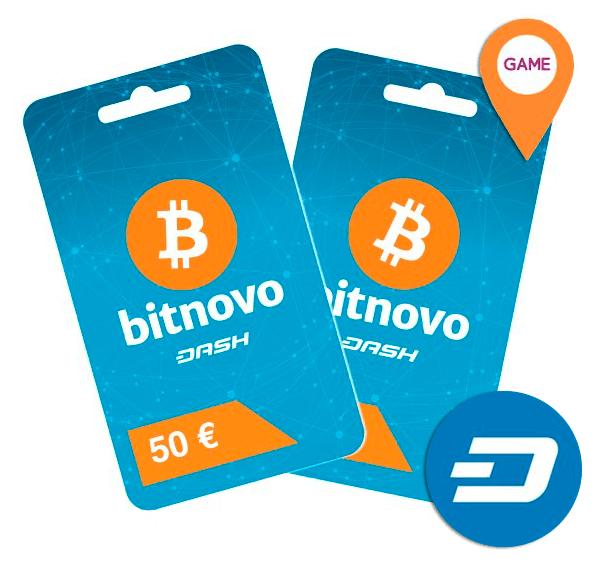 Cupones bitcoins en tiendas Game
