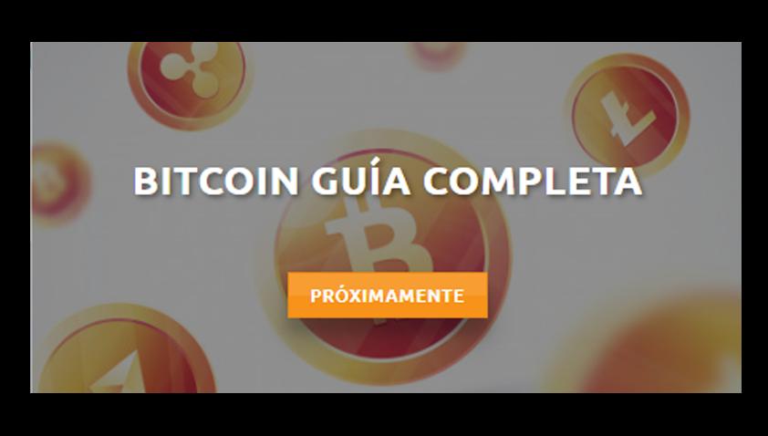 Guía completa al bitcoin