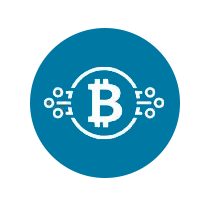 Bitcoin icon from Bitnovo blog