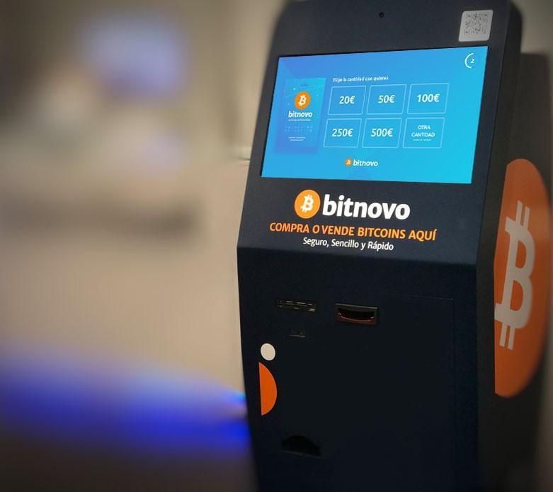 Bitcoin ATM Bitnovo