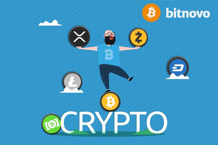 pagar con bitcoin y otras criptomonedas