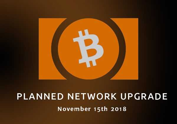 Hard Fork Bitcoin Cash 2018