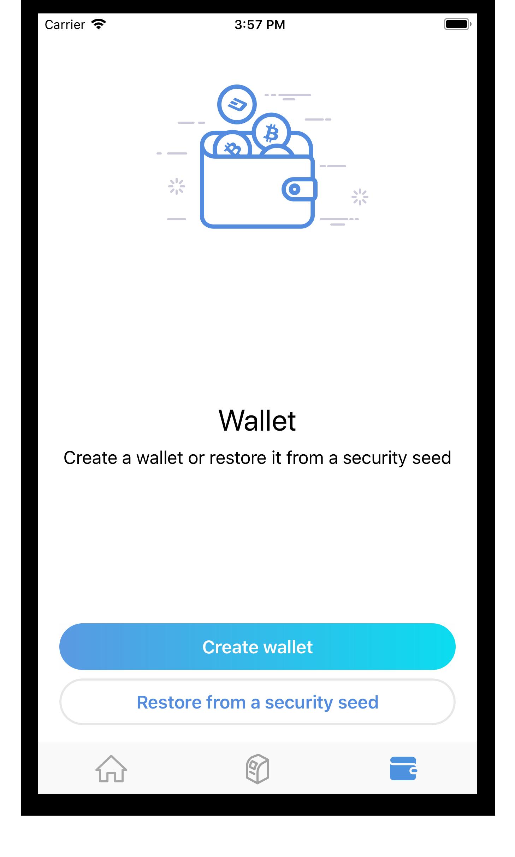 Creare un wallet per bitcoin bitnovo