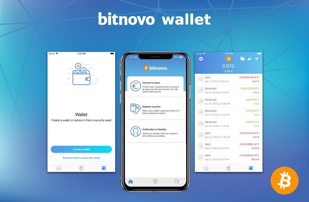Ahora lo tenemos todo! Damos la bienvenida al wallet de bitcoins de Bitnovo!