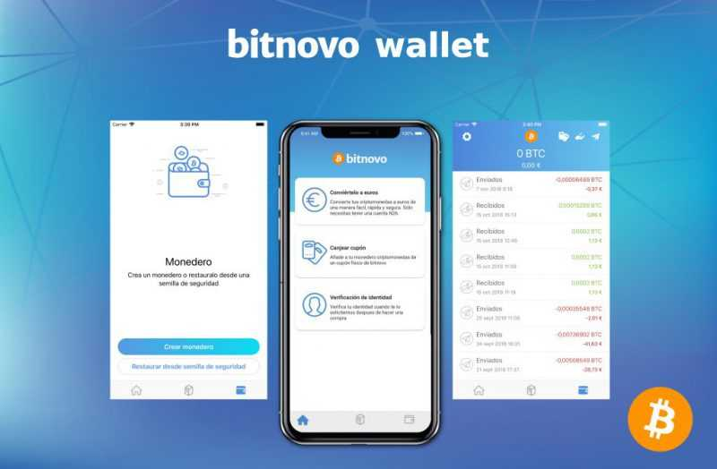 wallet de bitcoins de bitnovo