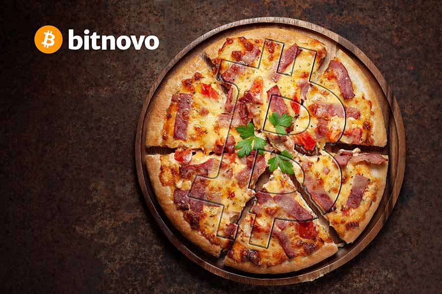 bitcoin pizza day Bitnovo