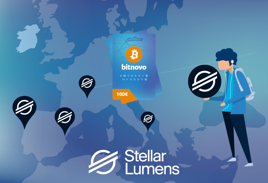 Where to buy Stellar Lumens Bitnovo
