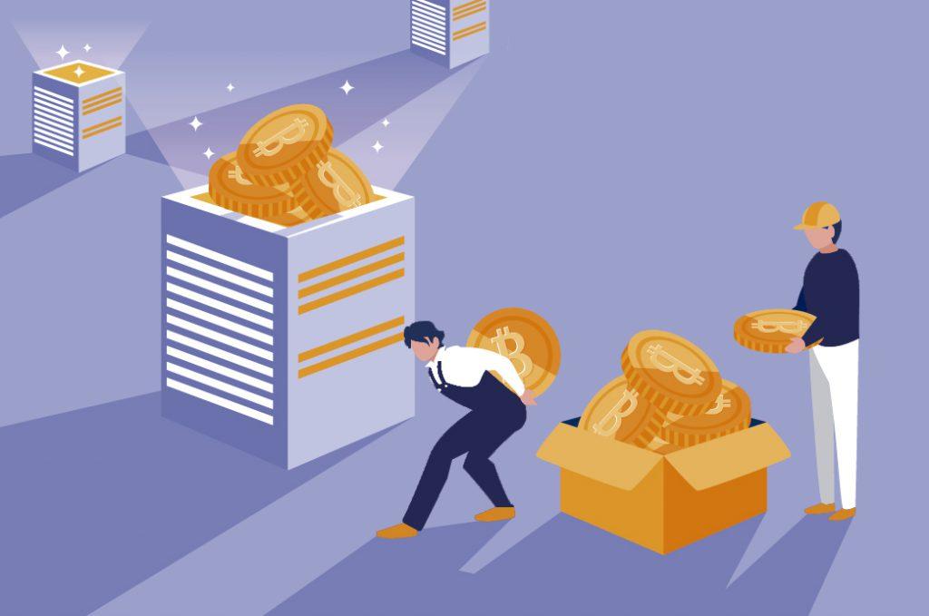 minar bitcoins online
