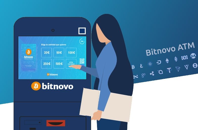 benefits bitcoin ATM Bitnovo