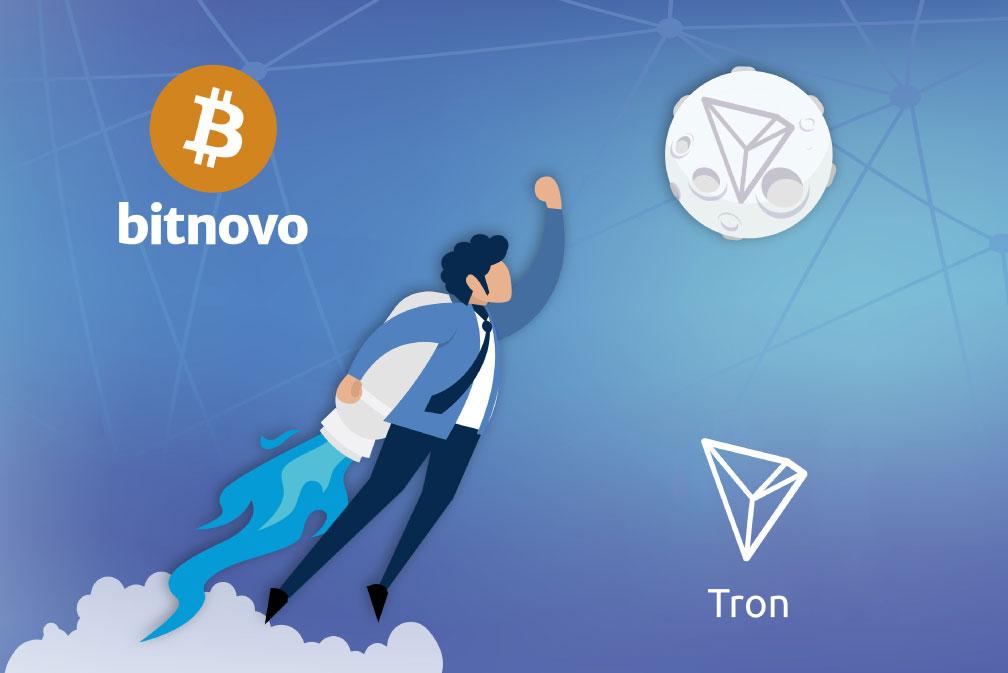 Qué es Tron TRX y como funciona Bitnovo