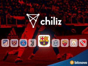 Chiliz Barcelona Socios Bitnovo