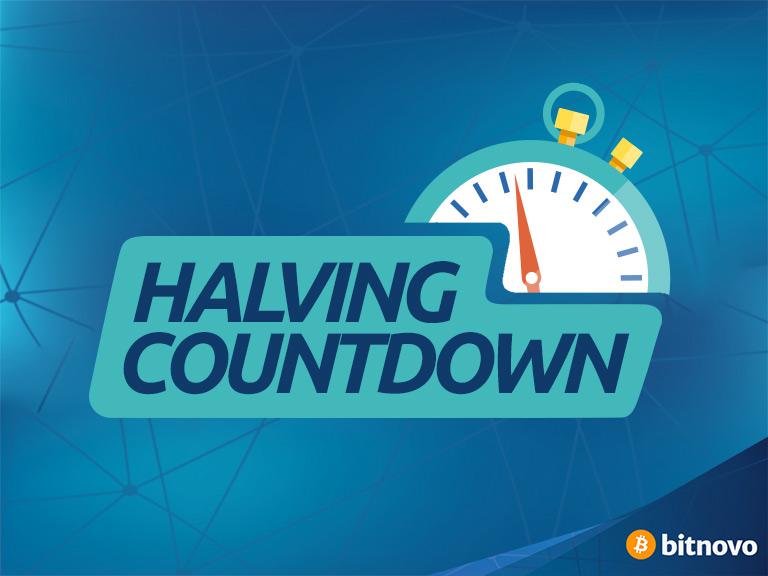 Bitcoin halving cuándo es