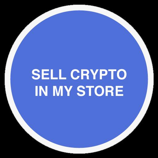 Sell crypto Icon
