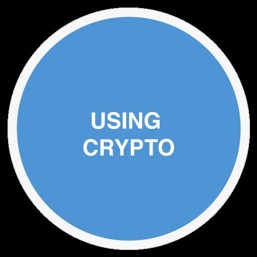Using Crypto Icon