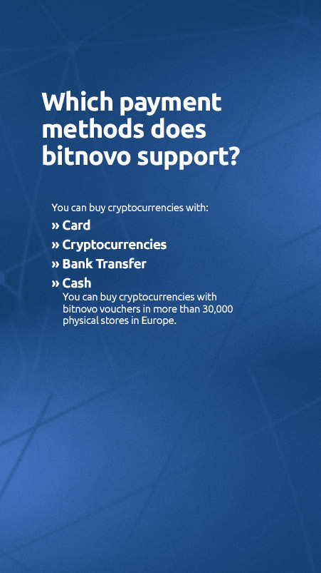 faqs buy cryptocurrencies online bitnovo