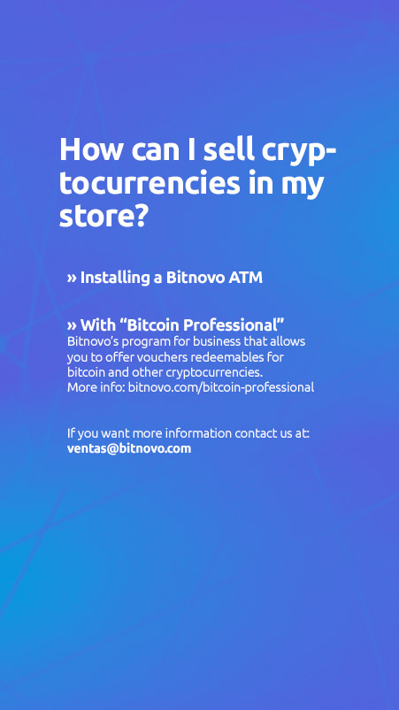 faqs bitnovo selling crypto
