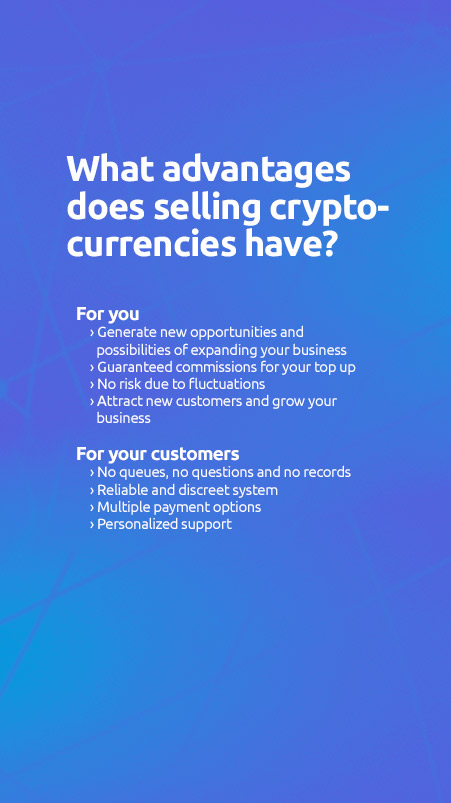 faqs bitnovo selling