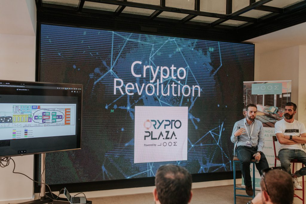 Crypto Plaza Coworking