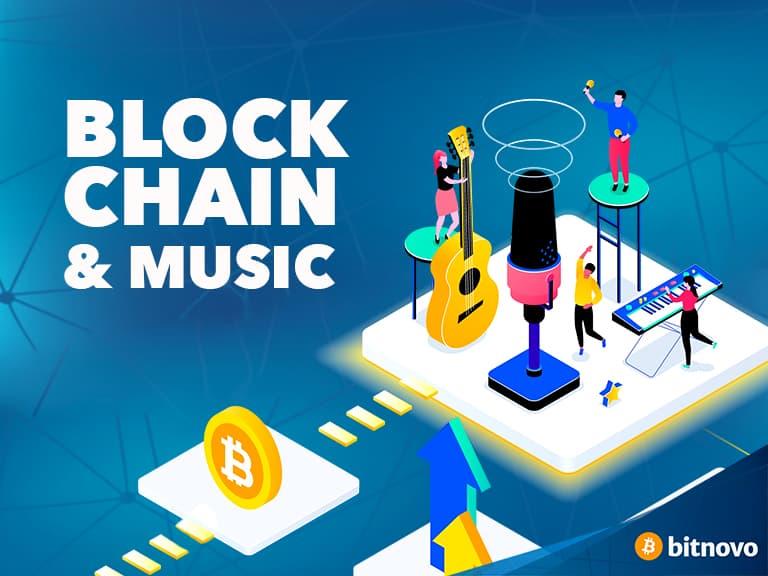 blockchain music Bitnovo