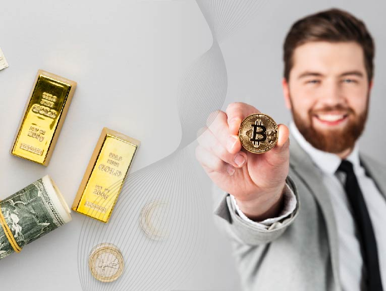 oro vs bitcoin Bitnovo