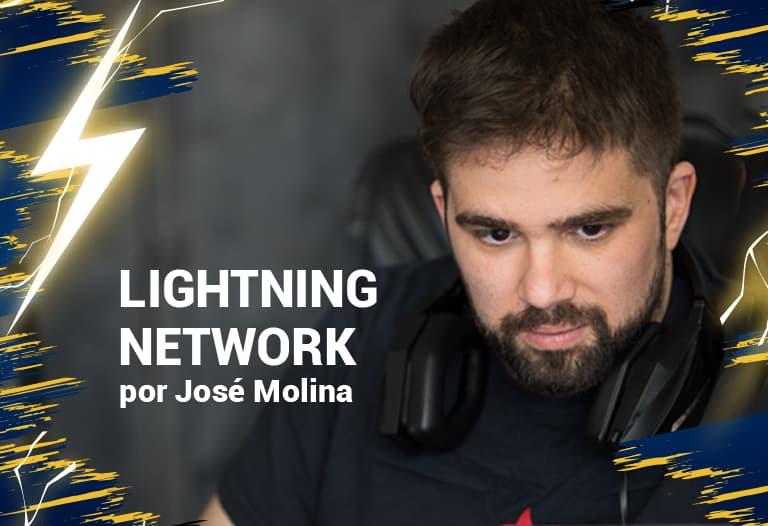 entrevista jose molina lightning network Bitnovo
