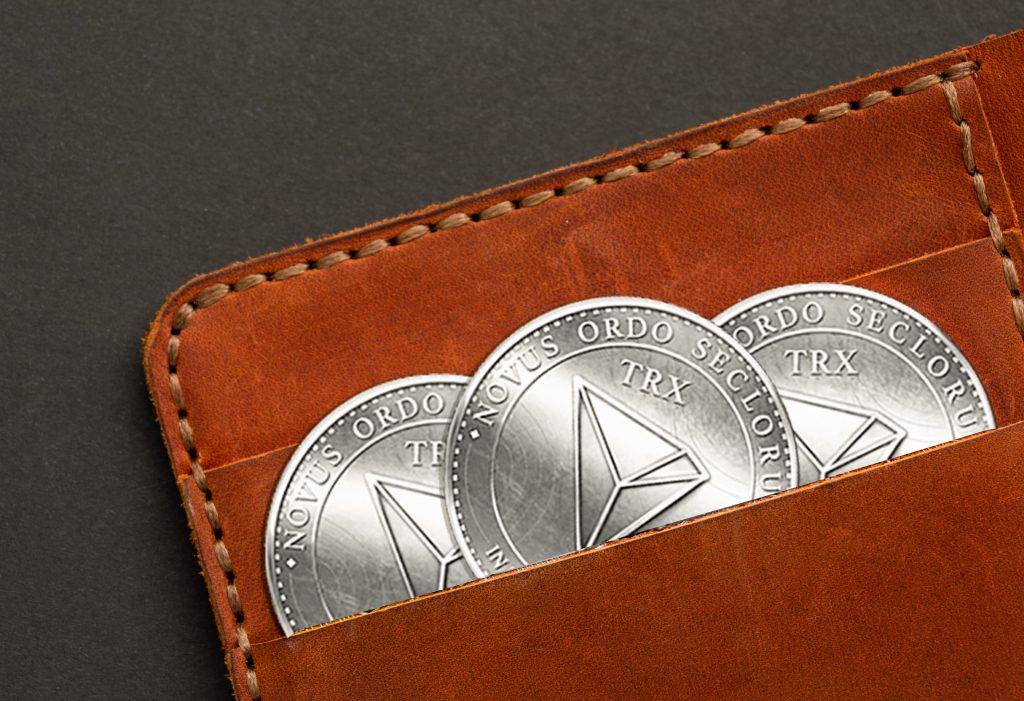 wallets de tron trx Bitnovo