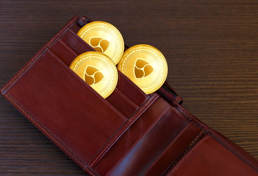 XEM wallet Bitnovo