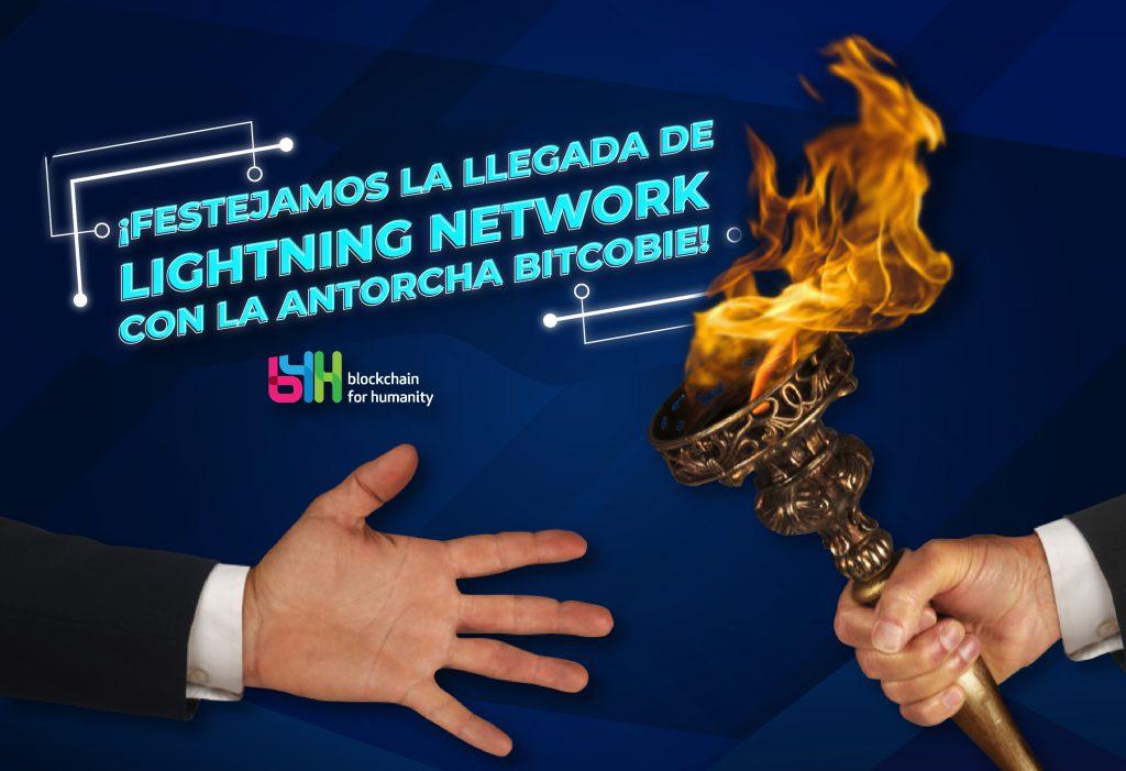 antorcha bitcobie bitnovo lightning network Bitnovo