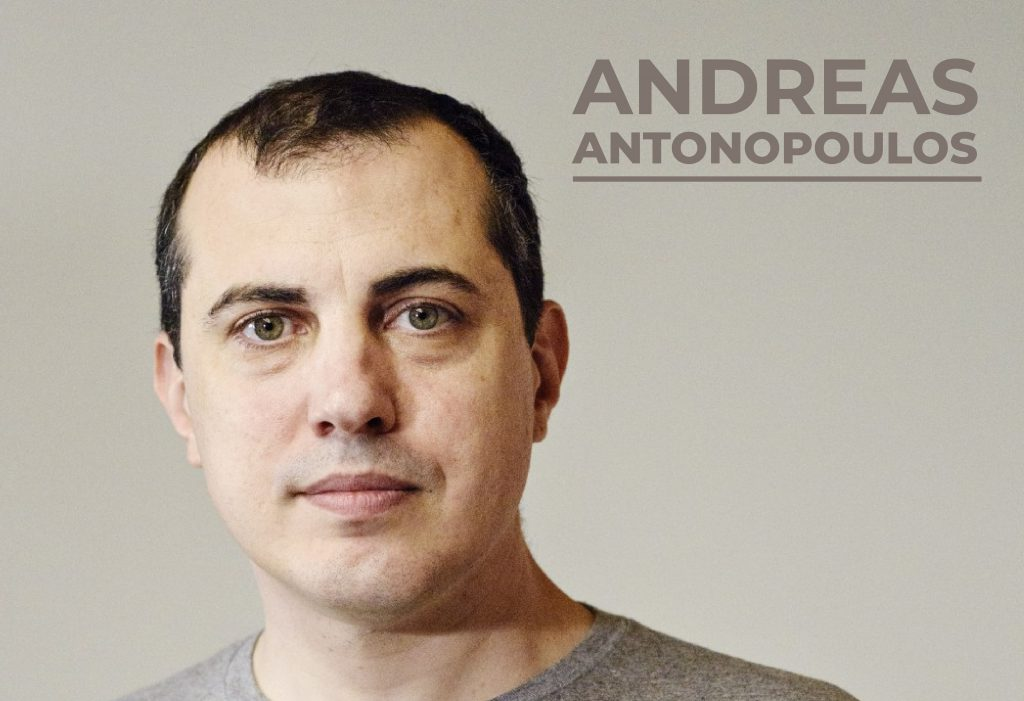 Quién es Andreas Antonopoulos Bitnovo