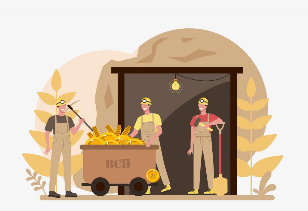 minar bitcoin cash en un mining pool Bitnovo