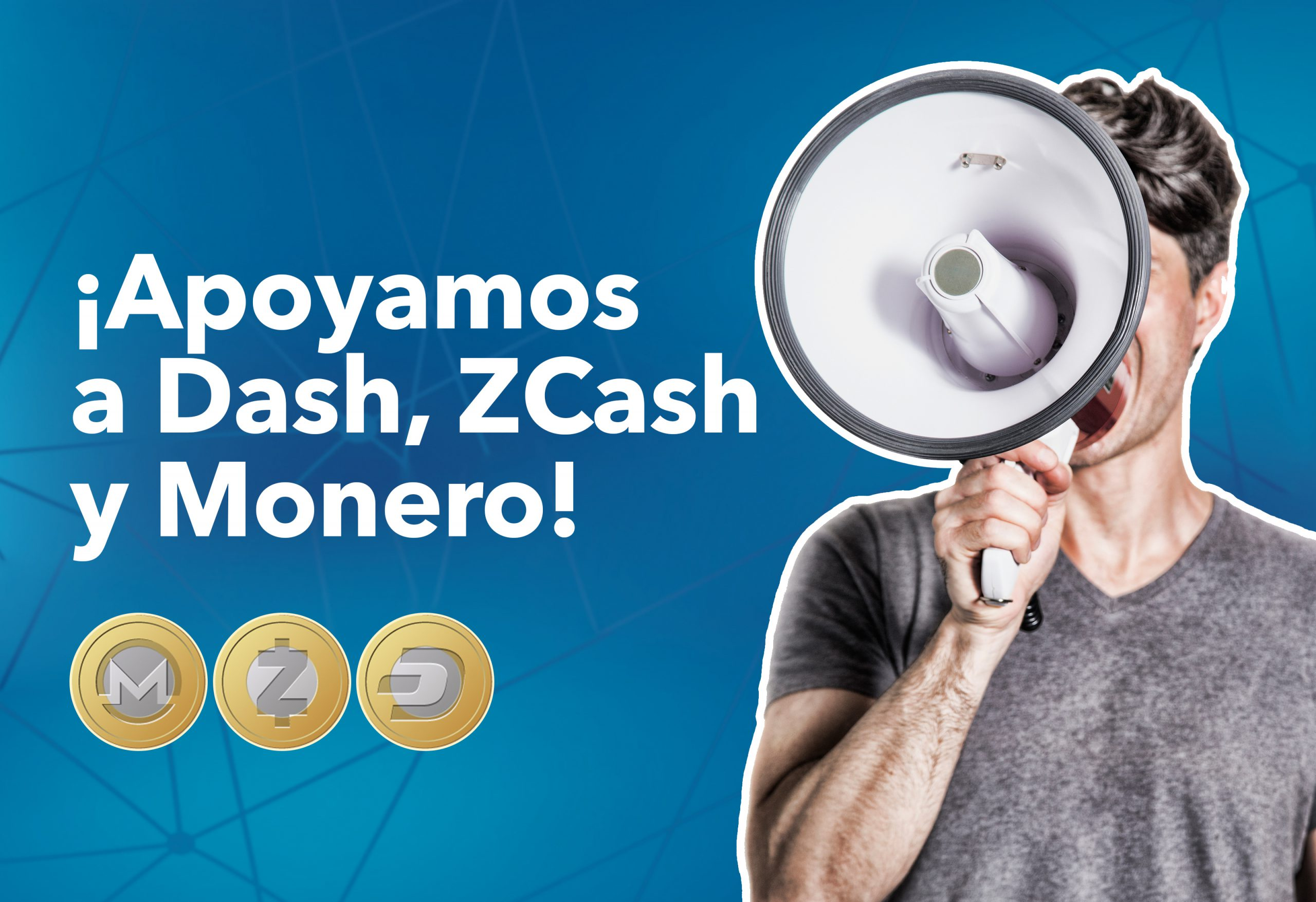 bitnovo reducimos comisones zcash dash monero Bitnovo