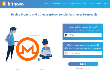 Buying Monero Online Bitnovo