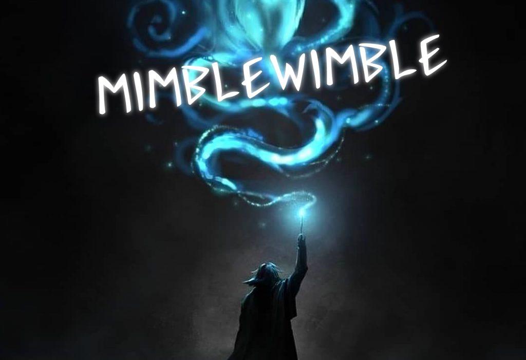 Qué es mimblewimble Bitnovo