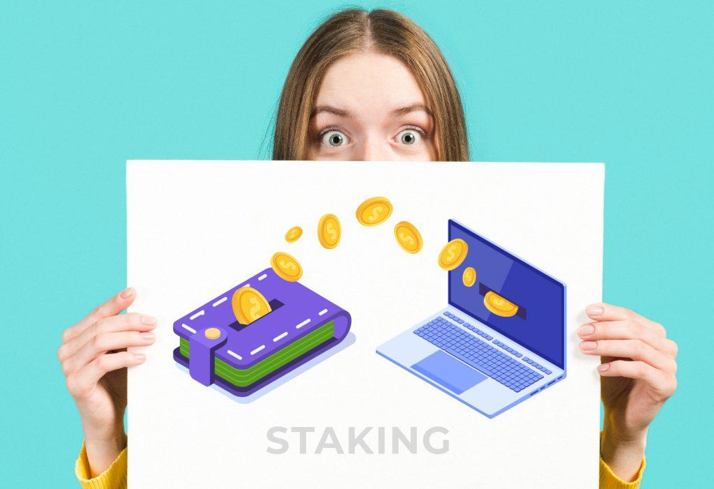 qué es el staking de criptomonedas Bitnovo