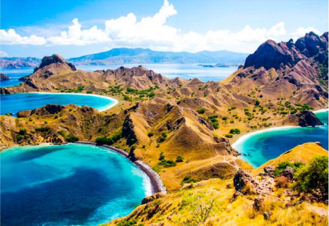 Islas Komodo Bitnovo