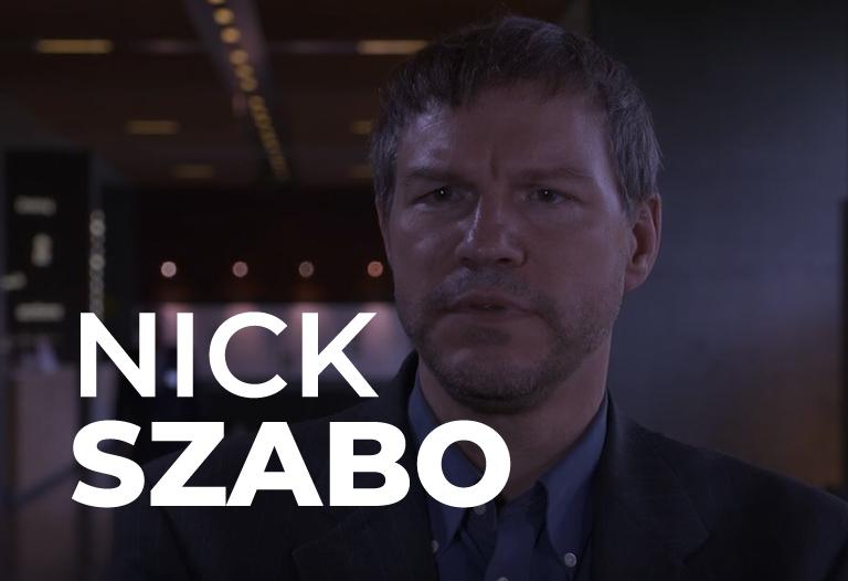 ¿Quién es Nick Szabo?