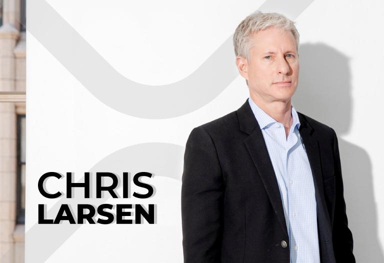 ¿Quién es Chris Larsen?