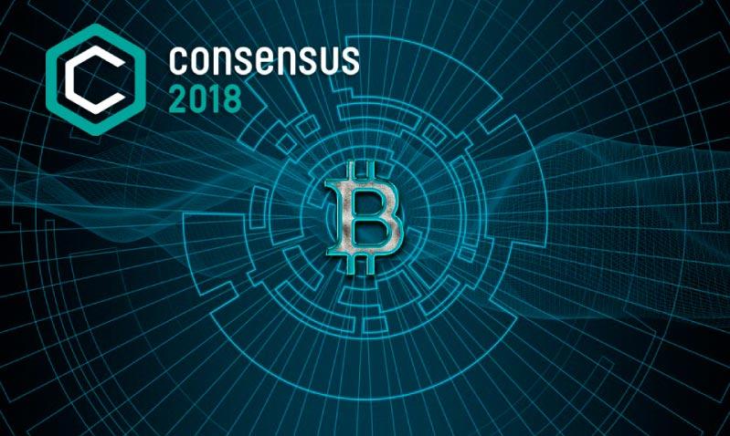 Consensum 2018 blockchain bitnovo