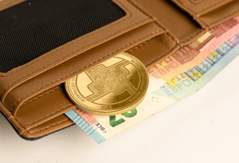 Wallet de ZRX