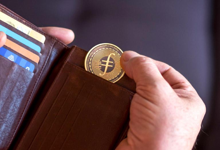 wallet de filecoin FIL