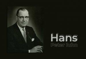 quién es Hans Peter Luhn