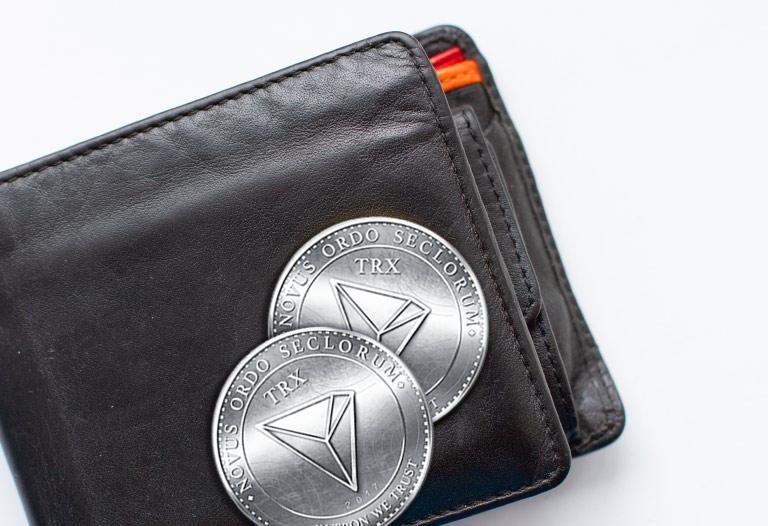 wallet de trx