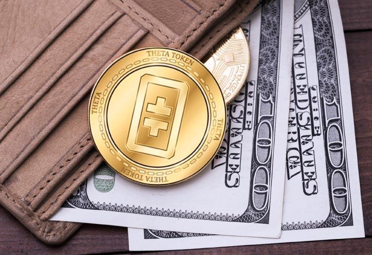 wallet de Theta (THETA)