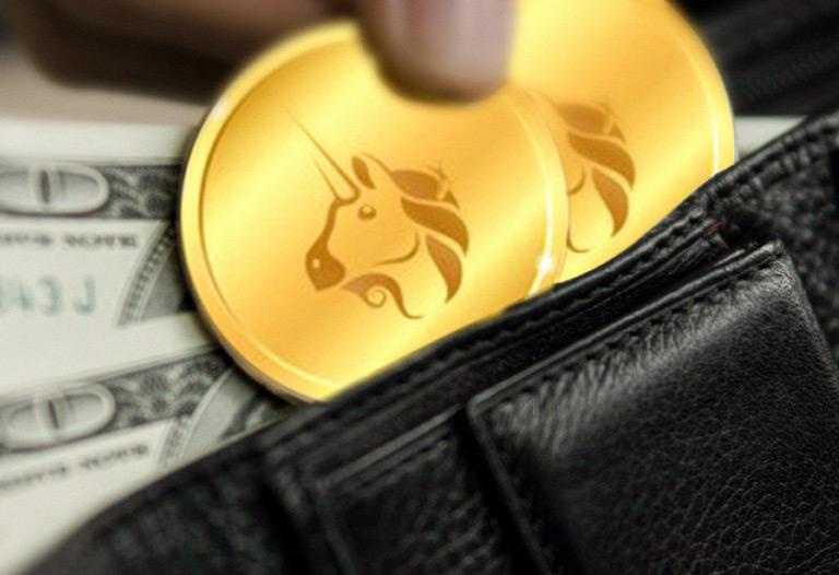 wallet de uniswap